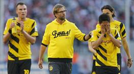 Dortmund Bundesliga'da yerle bir
