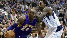 Dallas'tan Lakers'a 34 sayı fark
