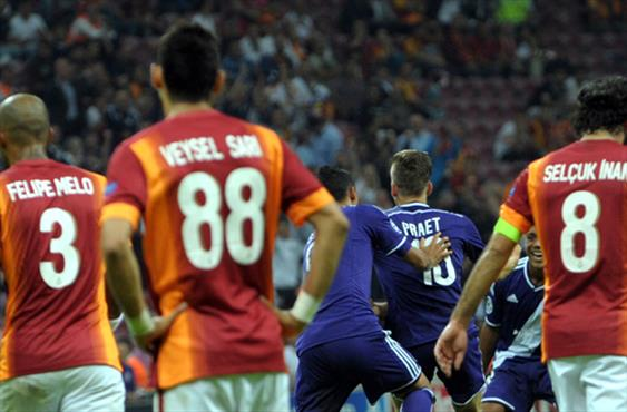 Avrupa Galatasaray'ı beğenmedi